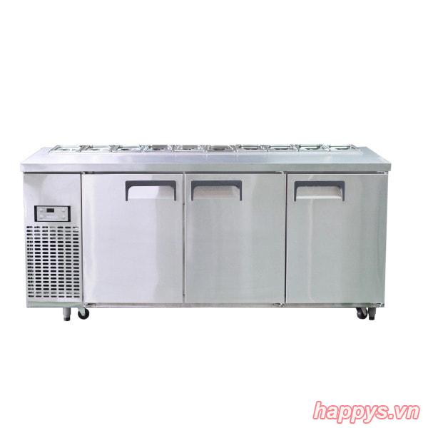 Bàn Lạnh Salad Công Nghiệp Happys HWA-1800S