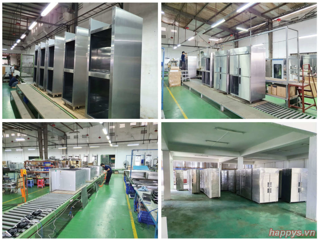 Nhà máy sản xuất thiết bị