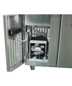 Quạt tản nhiệt của dàn nóng giúp thanh nhiệt nhanh