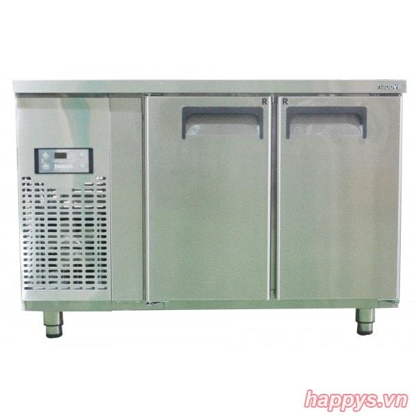 Bàn lạnh Salad Happys HWI-1500S có quạt gió