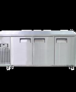 Bàn mát inox công nghiệp cao cấp Happy HWA-1800TR
