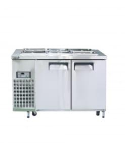 Bàn Lạnh Salad Công Nghiệp Happys 1200 HWA-1200S