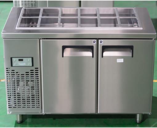 Bàn cấp đông lạnh Happys các model HWI-1200S và HWA-1200S